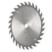 Series 40 Circular Saw Blade 184 x 16mm x 28T ATB