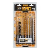 SDS Plus Extreme 2® Drill Bit Set, 10 Piece