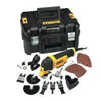 DWE315KT Multi-Tool Quick Change Kit & T...