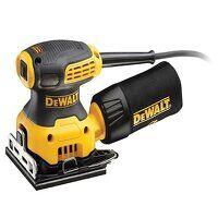 DWE6411 1/4 Sheet Palm Sander 230W 240V