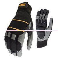 Power Tool Gel Gloves Black / Grey DPG33L