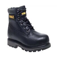 Hancock SB-P Black Safety Boots UK 11 EUR 45