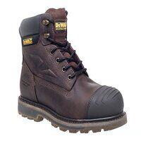 Houston SBP Brown Safety Boots UK 7 EUR 41
