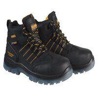 Nickel S3 Safety Boots Black UK 12 EUR 46