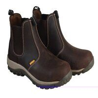 Radial Safety Brown Boots UK 11 EUR 45