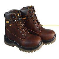 Titanium S3 Safety Tan Boots UK 11 EUR 45