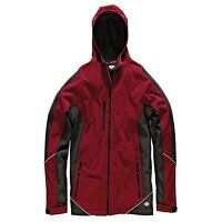 Two Tone Softshell Red/Black Jacket - M (40-42in)