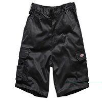 Redhawk Cargo Shorts Black Waist 36in