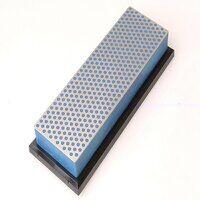 Diamond Whetstone 150mm Plastic Case Blu...