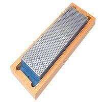 Diamond Whetstone 200mm Wooden Box Blue ...