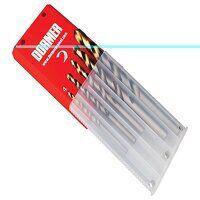 A08910 Set A002 HSS TiN Coated Jobber Drill Set of...