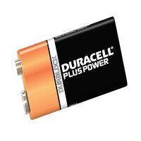 9V Cell Plus Power MN1604/6LR6 Battery (...
