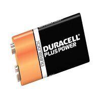 9V Cell Plus Power MN1604/6LR6 Batteries...