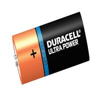 C Cell Ultra Power Batteries (Pack 2)