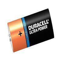 D Cell Ultra Power Batteries (Pack 2)