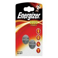 CR2025 Coin Lithium Battery (Pack 2)
