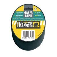 Gaffa Tape 50mm x 45m Black