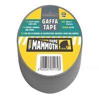 Gaffa Tape 50mm x 45m Silver