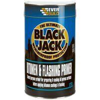 Black Jack® 902 Bitumen & Flashing Primer 1 litre