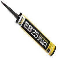 EB25 Hybrid Sealant Adhesive Black 300ml