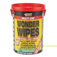 Giant Wonder Wipes (Tub 300)