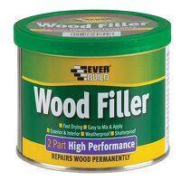 2-Part High-Performance Wood Filler Medium Stainab...