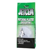 Jetcem Quick Set Patching Plaster (Single 6kg Pack...