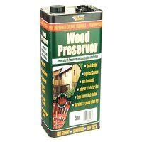 Wood Preserver Clear 5 litre