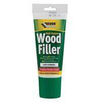 Multipurpose Premium Joiners Grade Wood Filler Light Stainable 100ml