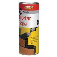 208 Powder Mortar Tone Black 1kg