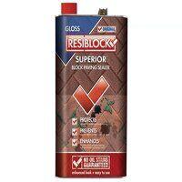 Resiblock Superior Original Gloss 5 litre