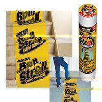 Roll & Stroll Premium Carpet Protector 600mm x 25m