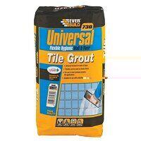 Universal Flexible Grout White 5kg