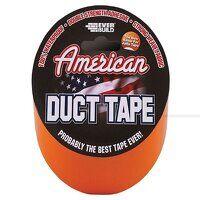 American Duct Tape 50mm x 25m Orange