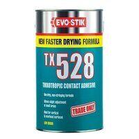 TX528 Thixotropic Contact Adhesive 5 Litre