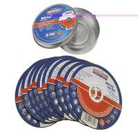 Multi-Purpose Cutting Discs 115 x 1.0 x 22.23mm (P...