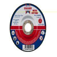 Depressed Centre Metal Cutting Disc 125 x 3.2 x 22...