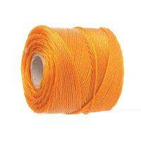 3100 Polyethylene Brick Line 100m (330ft) Orange