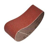 Cloth Sanding Belt 400 x 60mm Coarse Pack of 3