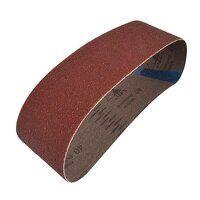 Cloth Sanding Belt 533 x 75mm Coarse Pack of 3