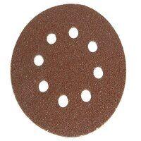 Hook & Loop Sanding Disc DID3 Holed 125mm x 80G (P...