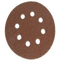 Hook & Loop Sanding Disc DID2 Holed 150mm Coarse (...