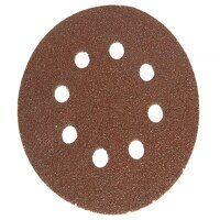 Hook & Loop Sanding Disc DID2 Holed 150mm 2 Very Fine (Pack 5)
