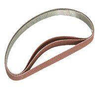 Cloth Sanding File Belt 455mm x 13mm Assorted (Pack 5)