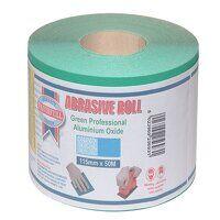 Aluminium Oxide Sanding Paper Roll Green...
