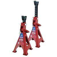 Axle Stands Quick Release Ratchet Adjustment 3000k...