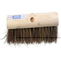 Stiff Bassine / Cane Saddleback Broom Head 325mm (...