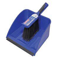 Large Plastic Dustpan&BrushSet