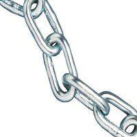 Zinc Plated Chain 2.5mm x 30m Reel - Max. Load 50k...