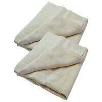 Cotton Twill Dust Sheet (Twin Pack) 3.6 x 2.7m